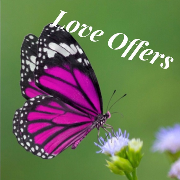 Other - Love Offers🦋🌸🌺🌼